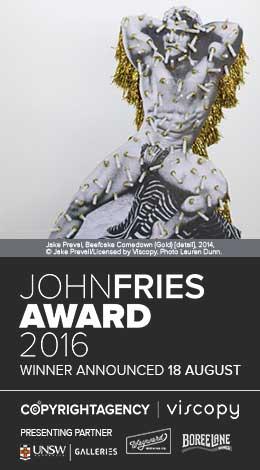 John Fries Award 2016