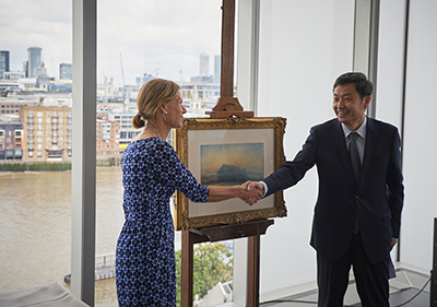 Tate signs development partnership with Pudong Museum of Art