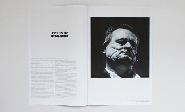 Vault Magazine - Mikle Parr, Cycles of Resilience