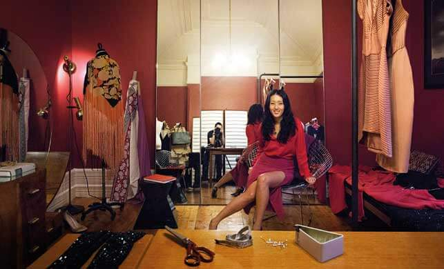 Vault Magazine - Yeojin Bae in conversation with Yasmin Nguyen
