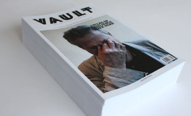 Vault Magazine - Issue One - August 2012