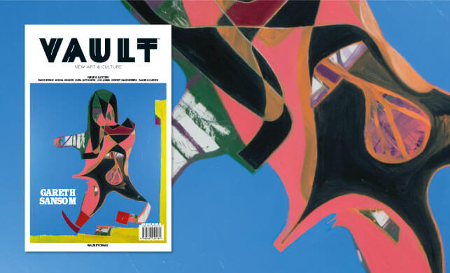 Vault Magazine - Issue 10, July 2015 Out Now