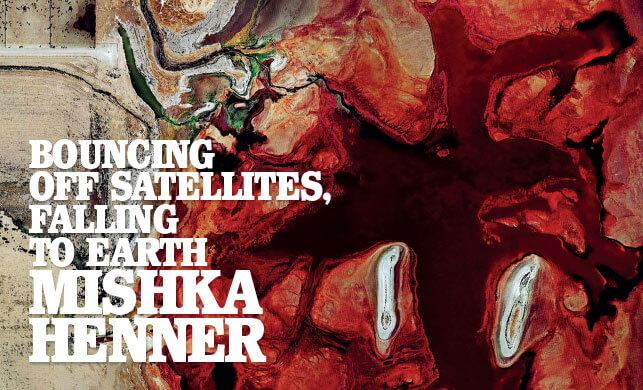 Vault Magazine - Mishka Henner