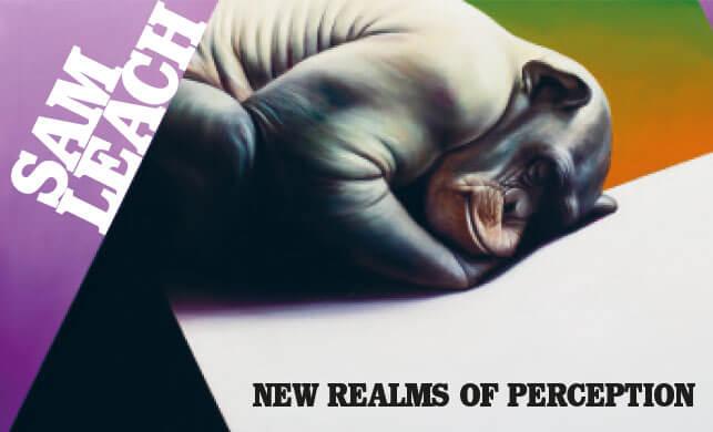 Vault Magazine - Sam Leach