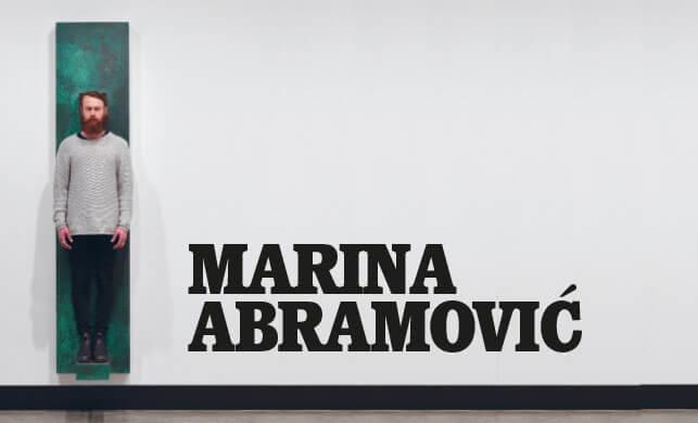 Vault Magazine - MARINA ABRAMOVIC