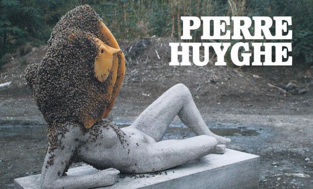 Vault Magazine - Pierre Huyghe