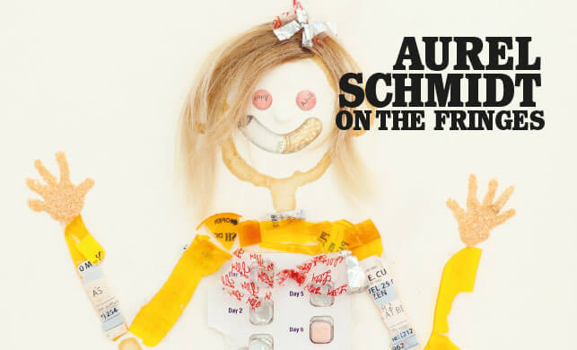 Vault Magazine - Aurel Schmidt