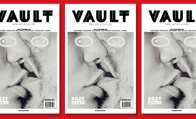 Vault Magazine - Issue 12, November 2015 Out Now