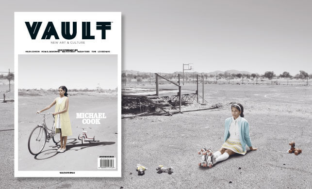 Vault Magazine - Issue 13, February 2016 Out Now