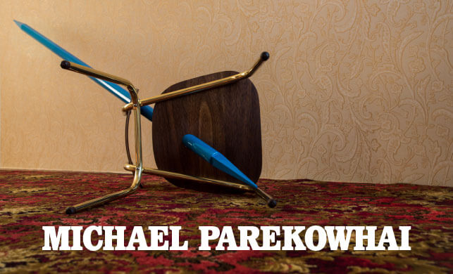 Vault Magazine - Michael Parekowhai