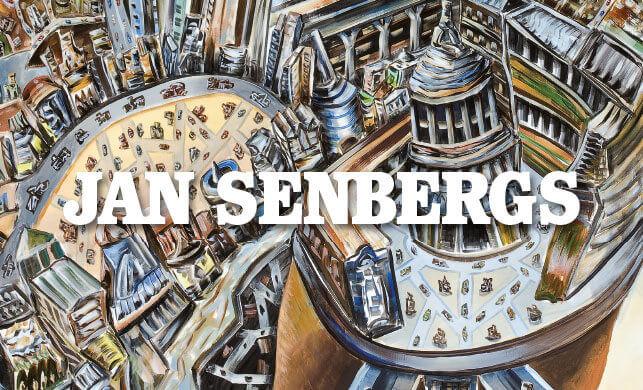 Vault Magazine - Jan Senbergs