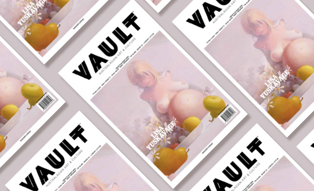Vault Magazine - Issue 15, August 2016 - Lisa Yuskavage