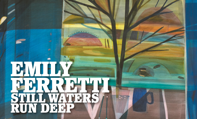 Vault Magazine - Emily Ferretti