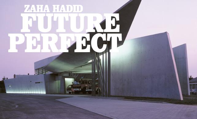 Vault Magazine - Zaha Hadid