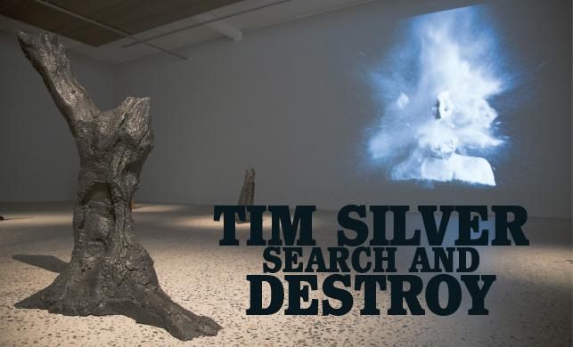 Vault Magazine - Tim Silver