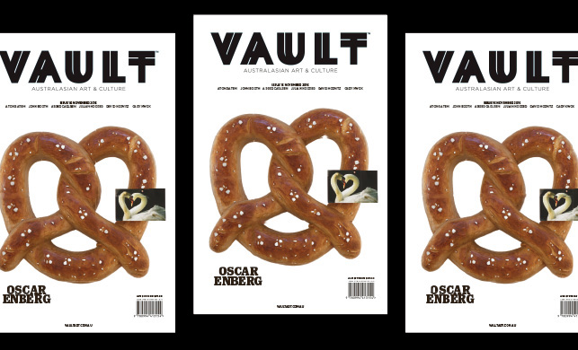Vault Magazine - Issue 16, October 2016 - Oscar Enberg