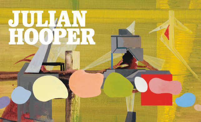 Vault Magazine - Julian Hooper