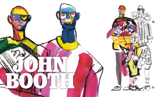 Vault Magazine - John Booth