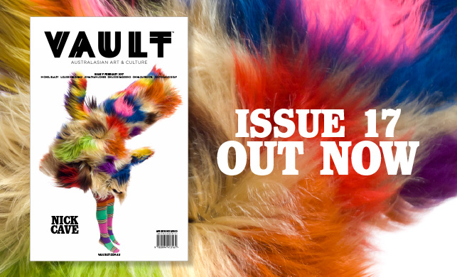 Vault Magazine - Issue 17, February 2017 - Nick Cave