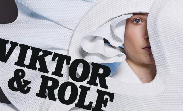 Vault Magazine - Viktor & Rolf
