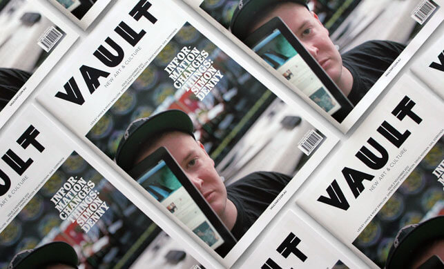 Vault Magazine - Issue One - November 2012
