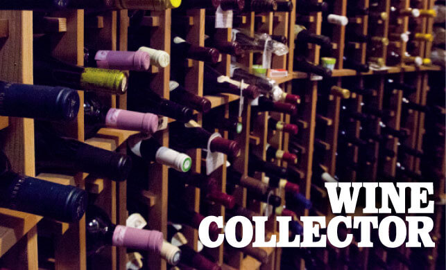 Vault Magazine - Wine Collector Robert Kirby. Interview by David SImpson