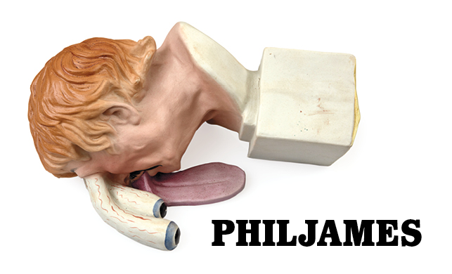 Vault Magazine - Philjames