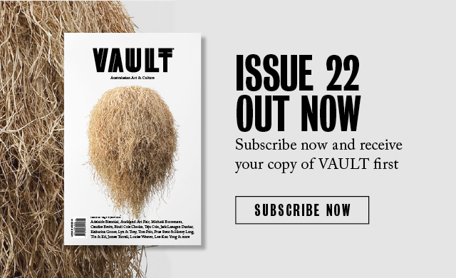 Vault Magazine - Issue 22, May 2018 - Louise Weaver