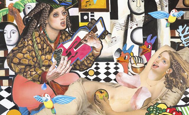 Vault Magazine - Katharina Grosse