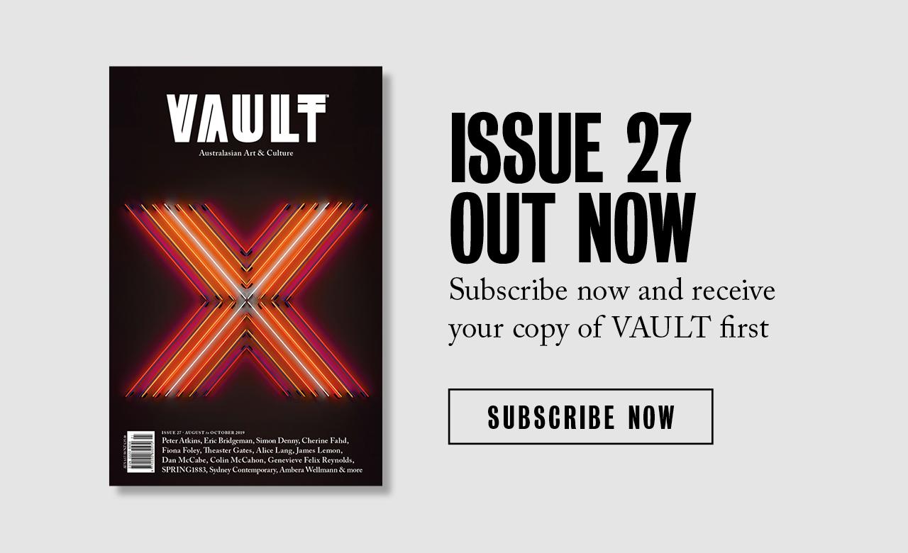 Vault Magazine - Issue 27, August 2019
