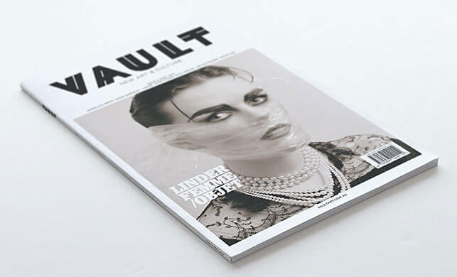 Vault Magazine - Issue Two - April 2013