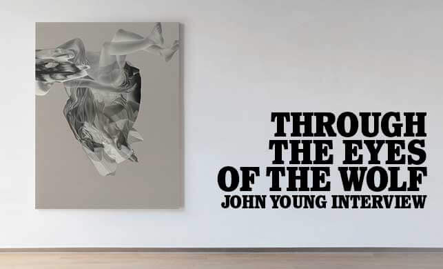 Vault Magazine - Through the Eyes of the Wolf. John Young interview