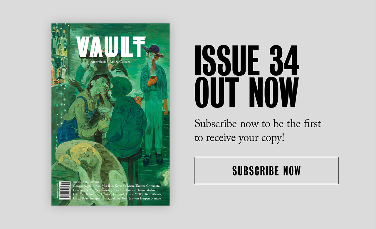 Vault Magazine - Issue 34, May 2021
