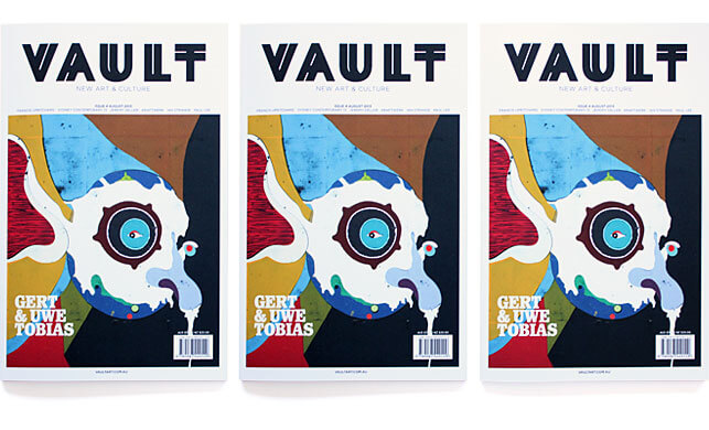 Vault Magazine - Issue 4, August 2013 Out Now