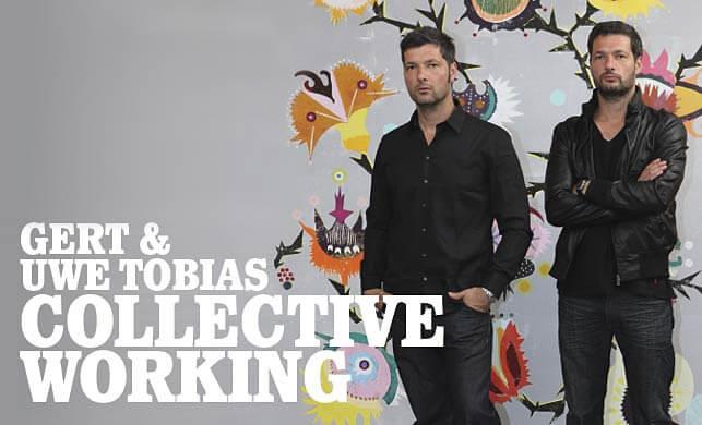 Vault Magazine - Gert & Uwe Tobias Collective Working