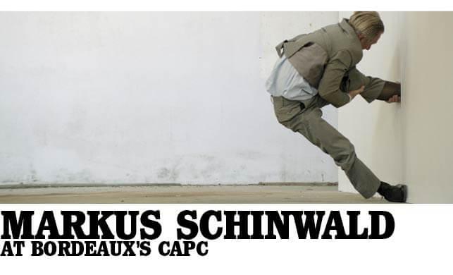 Vault Magazine - Markus Schinwald at Bordeaux's CAPC
