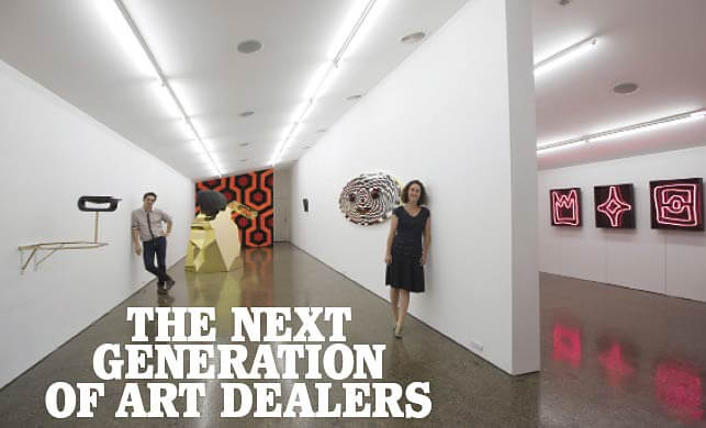 Vault Magazine - The Next Generation of Art Dealers