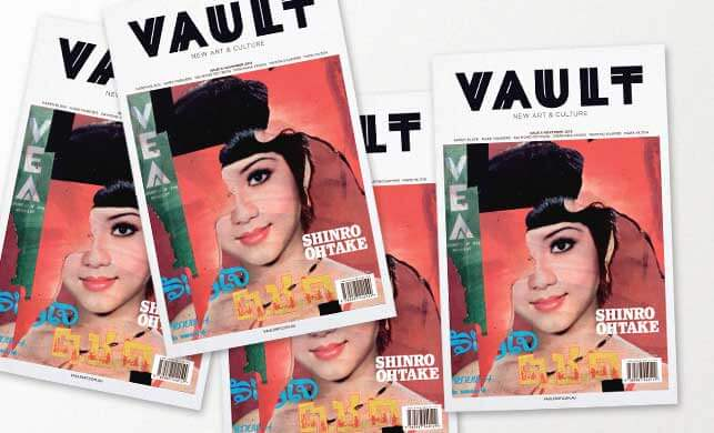 Vault Magazine - Issue 5, November 2013 Out Now
