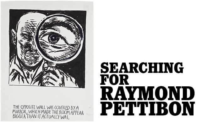 Vault Magazine - Raymond Pettibon