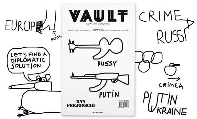 Vault Magazine - Issue 6, April 2014 Out Now