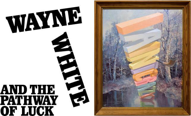Vault Magazine - WayneWhite