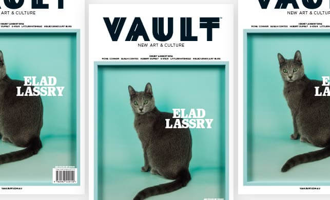 Vault Magazine - Issue 7, August 2014 Out Now