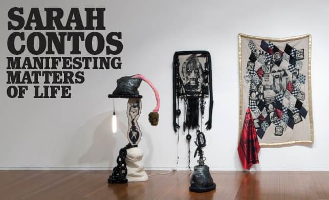 Vault Magazine - Sarah Contos