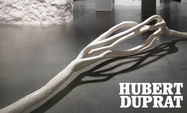 Vault Magazine - Hubert Duprat