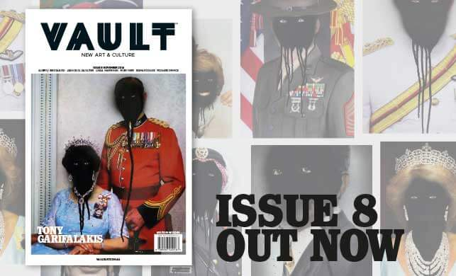 Vault Magazine - Issue 8, October 2014 Out Now