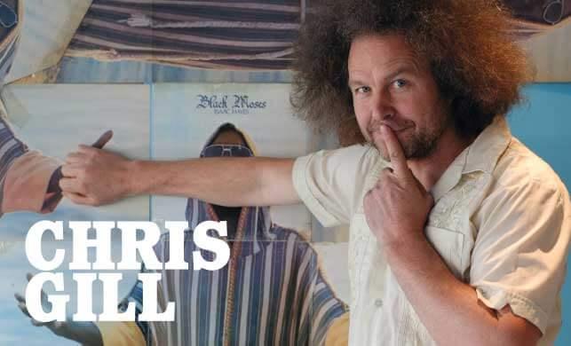 Vault Magazine - Chris Gill