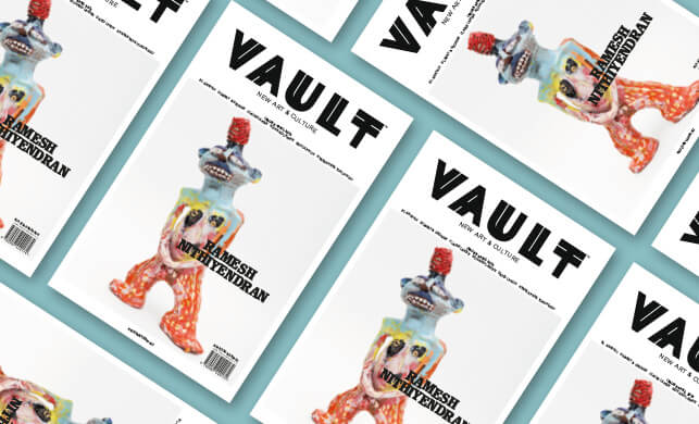 Vault Magazine - Issue 9, April 2015 Out Now