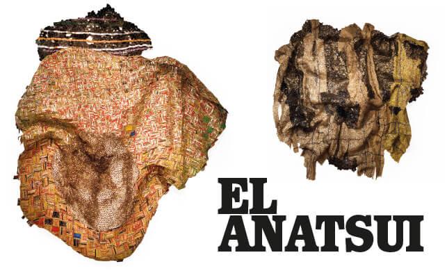 Vault Magazine - El Anatsui