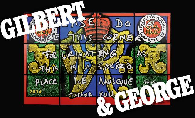 Vault Magazine - Gilbert & George